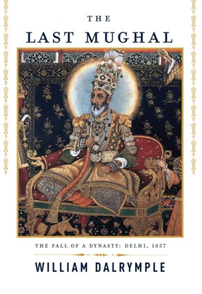 The Last Mugal of India. English Empire