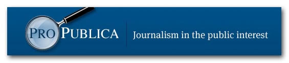 Project ProPublica Journalism in the public interest